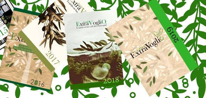 """Regolamento Guida on line Extravoglio 2019 """"Una Guida da Mangiare"""""""